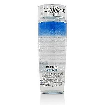 Lancome Bi Facil Visage Bi-phased Micellar Water Face Makeup Remover & Cleanser - 200ml/6.7oz