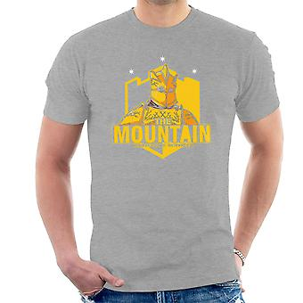 The Mountain Protective Services Gregor Clegane Game Of Thrones Men's T-Shirt
