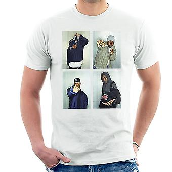 Wu Tang Clan mænd T-Shirt