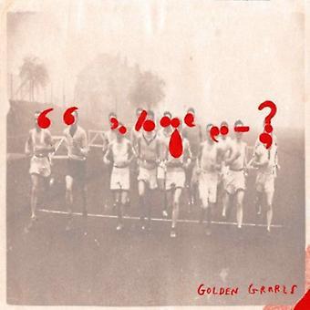 Golden Grrrls - Golden Grrrls [CD] USA import