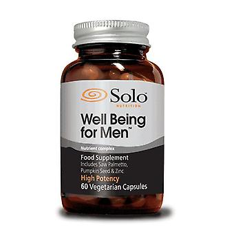 Solo Nutrition Well Being for Men 60 Capsules