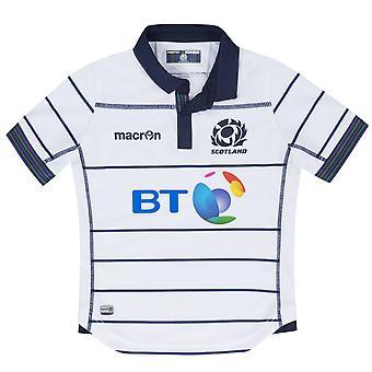 2016-2017 Scotland Away Replica Rugby Shirt (Kids)