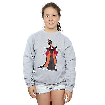 Disney Girls Aladdin Classic Jafar Sweatshirt