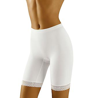 Wolbar vrouwen Rona wit licht controle vermagering Shaping hoge taille Long-Leg kort