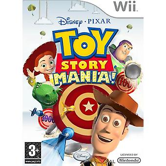 Toy Story Mania (Wii) - Nouveau
