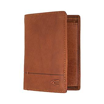 Camel active Jakarta mens wallet portefeuille purse Cognac 6714