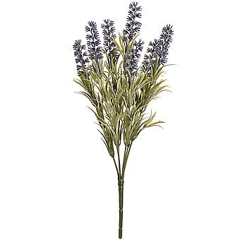 Hill Interiors Artificial Lavender Flower Bouquet