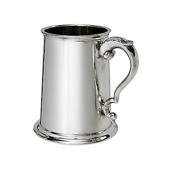 Gewone Pewter Tankard - 1 pint
