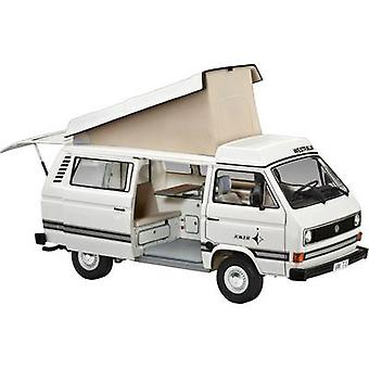 Revell 07344 Volkswagen T3 Camper Car model assembly kit 1:25