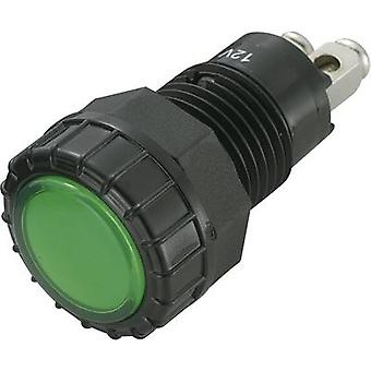 SCI LED indicator light Green 12 V DC R 9-122 L 1-06-bgg 4