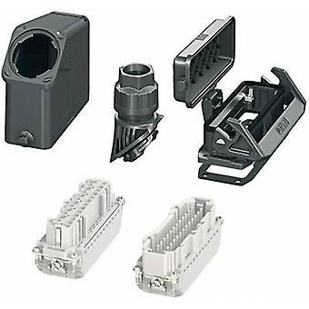 Phoenix Kontakt HC-EVO-B24PT-BWSC-HH-M32-PLRBK Steckverbinderset mit Push-in-Anschluss Inhalt: 1 Stück(s)