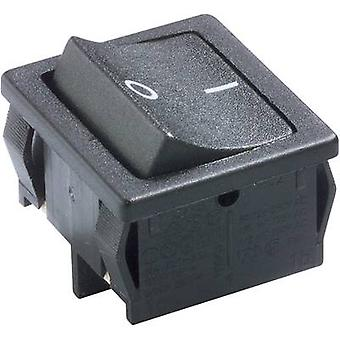 Marquardt Toggle switch 1802.6123 250 V AC 6 A 2 x Off/On IP40 latch 1 pc(s)