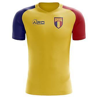 2018-2019 Romania Home Concept maglia da calcio (bambini)