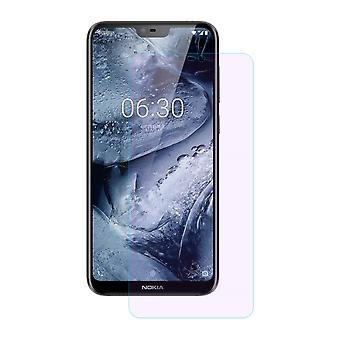 Nokia 6.1 plus säiliö suoja näyttää lasi säiliö dia 9 H lasi - 3 kpl