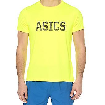 ASICS графика обучения футболка