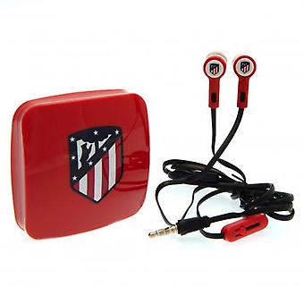 Atletico Madrid Earphones