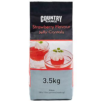 Country Range Strawberry Jelly Crystals