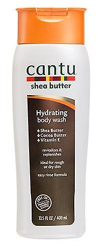 CANTU Shea Butter Hydrating Body Wash 400ml