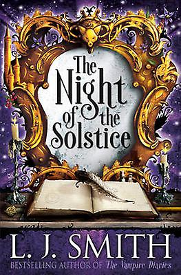 Night of the Solstice by L. J. Smith - 9780857070500 Book