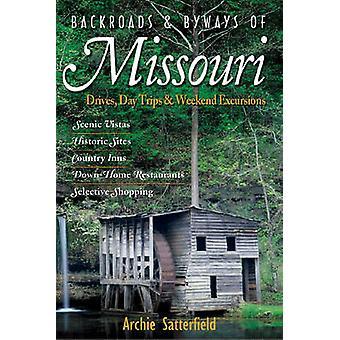 Småvägar och stigar av Missouri - Drives - dagsutflykter och helgen Excu