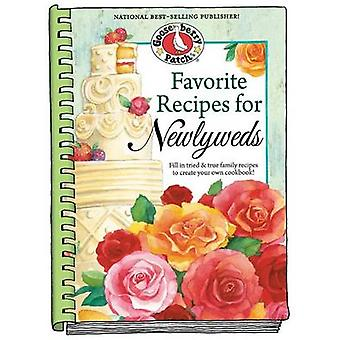 Favorite Recipes for Newlyweds - Fill in Tried & True Family Recipes t