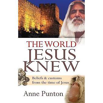 Den värld Jesus visste (2: a reviderade upplagan) av Anne Punton - 978185424