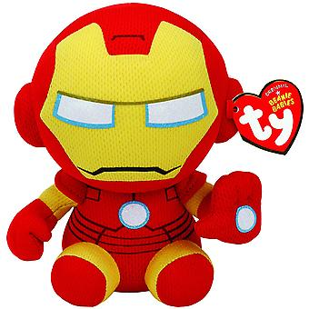Ty Ironman peluche,