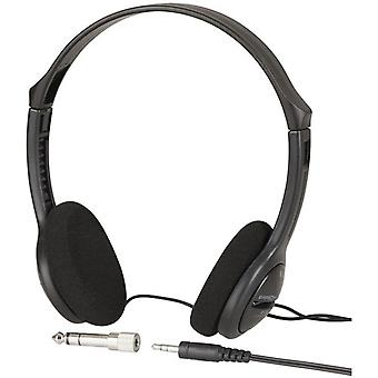 Lightweight Heavy Bass Stereo Headphones