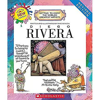 Diego Rivera (Revised Edition) (Getting to Know the World's Greatest Artists)