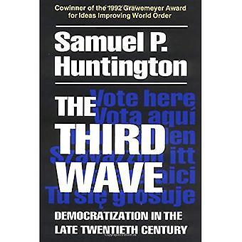 Die dritte Welle: Demokratisierung in den späten zwanzigsten Jahrhunderts (Julian J.Rothbaum Distinguished Lecture)
