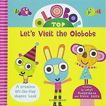 Olobob Top: Let's Visit the Olobobs [Board book]