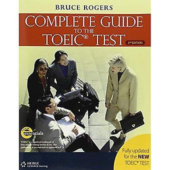 Komplett Guide til det TOEIC: tekst (komplett Guide til Toeic): tekst (eksamen Essentials)