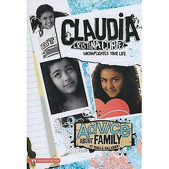 Claudia Cristina Cortez simplifica tu vida: Consejos sobre la familia