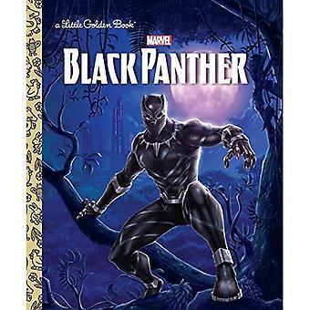 Black Panther lite gyllene bok (Marvel: Black Panther) (liten gyllene bok)