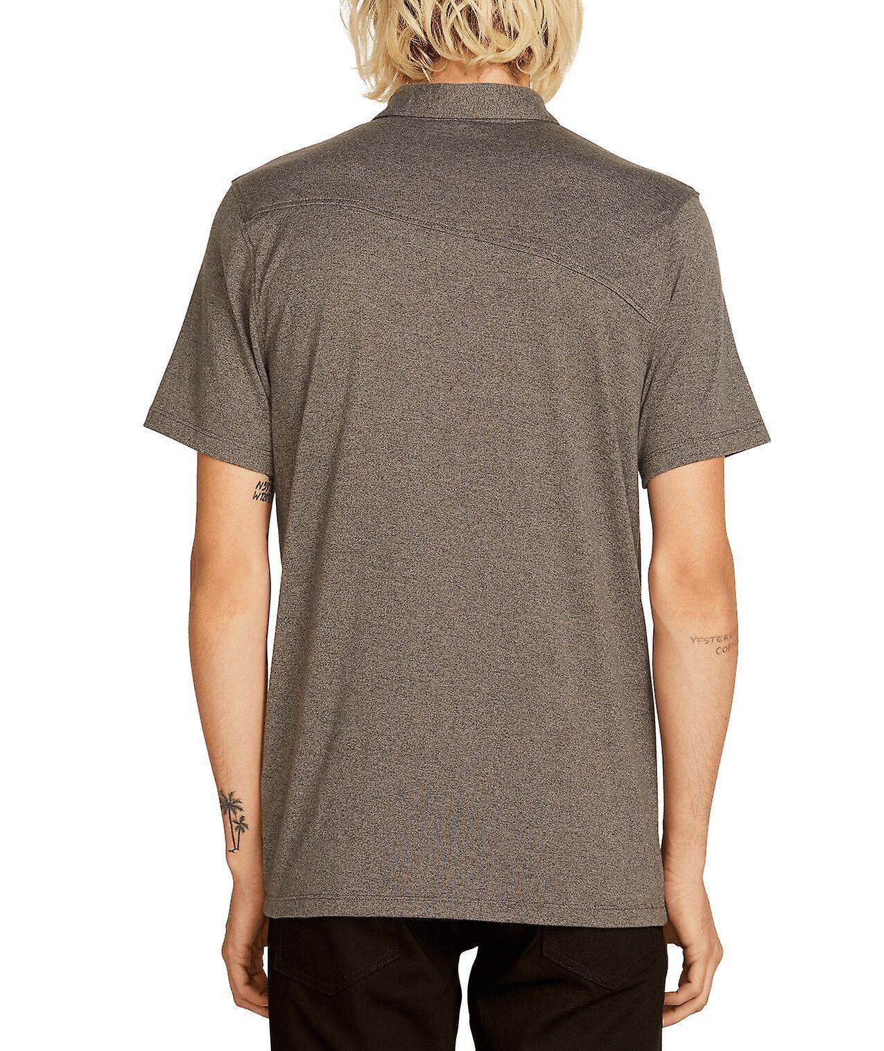 Volcom Men's Heather Polo Shirt ~ Wowzer