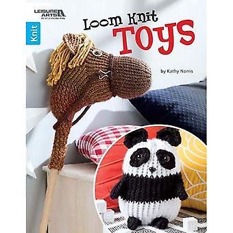 Loom brei speelgoed | Breien | Vrije Kunsten (7113)
