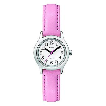 T790814E Timex Analog women's wrist, Skin, pink