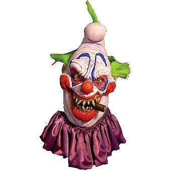 Big Boss Clown Latex Mask For Halloween