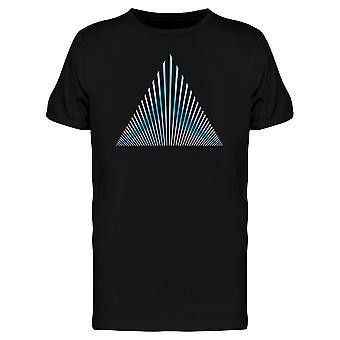 Holo-Dreieck Vaporwave Style T-Shirt Herren-Bild von Shutterstock