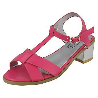 Spot de filles sur bloc talon sandales Style - H1092