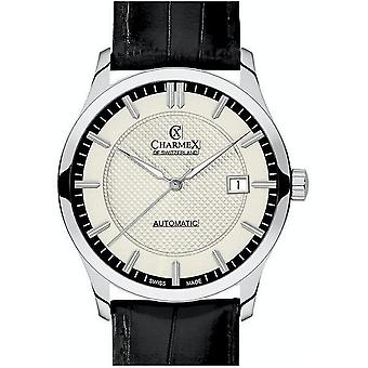 Charmex mens Bracelet Watch la Tremola automatic 2645