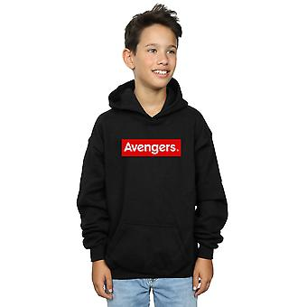 Marvel Boys Avengers Endgame Hero Supreme Hoodie