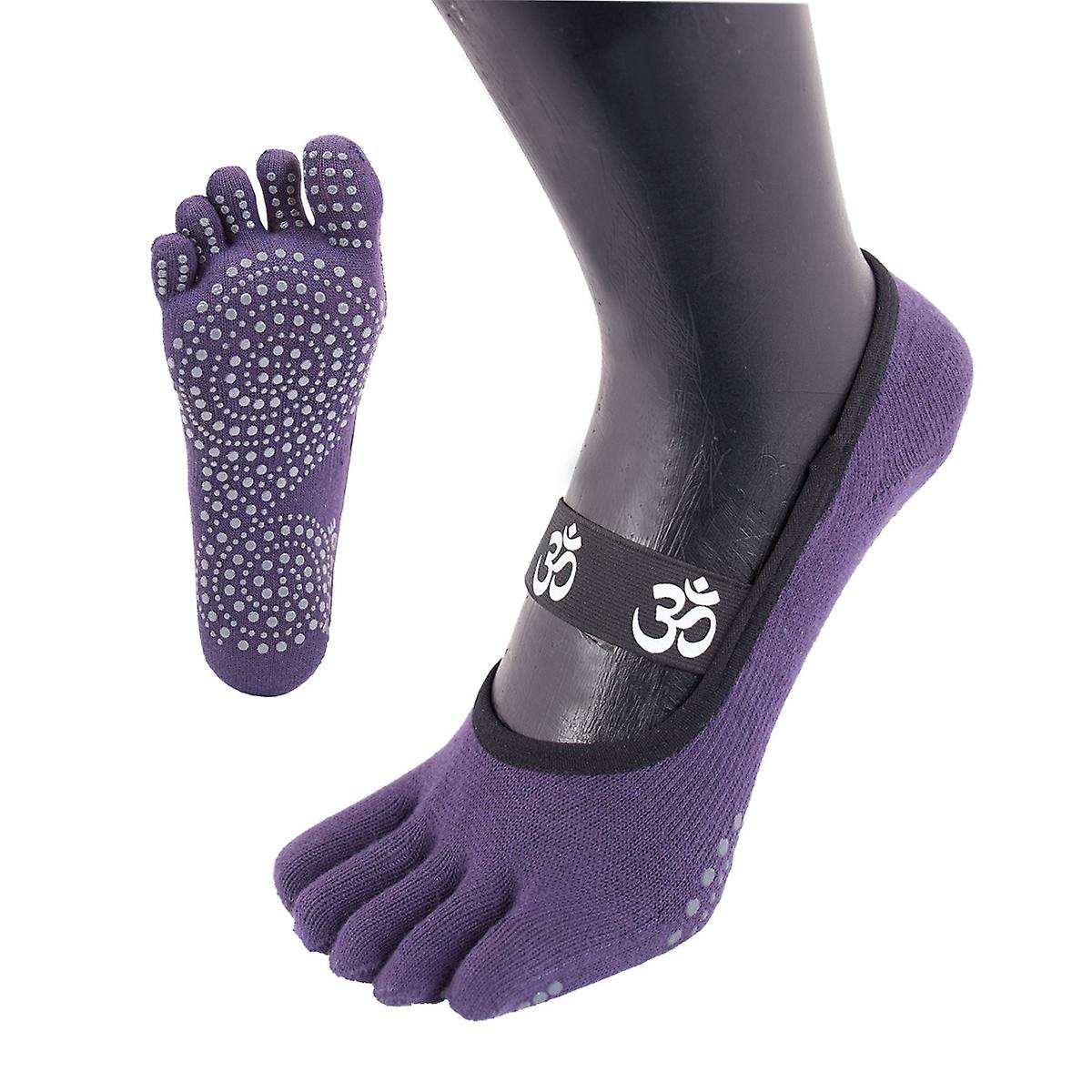 YOGA&PILATES - Anti-Slip OM Foot Cover