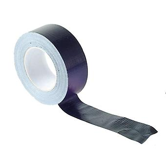 Faithfull Black Gaffa Tape 50mm x 50m