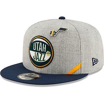 New Era Snapback Cap - NBA 2019 DRAFT Utah Jazz