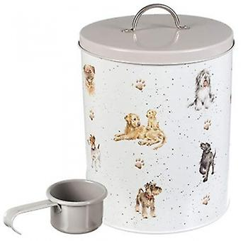 Wrendale Designs Dog Food Storage Tin | Gifts From Handpicked