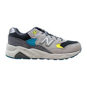 Nieuwe Balance 580 jongens grijs/geel-blauw KL580GYG grade-school