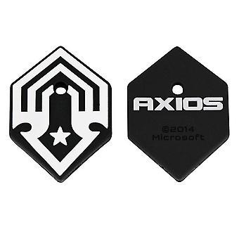 Key cap-Halo-AXIOS nøkkelring nye leker gaver lisensiert H111