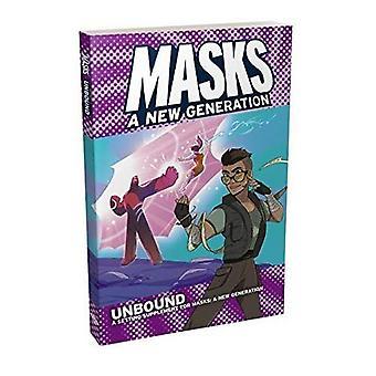 Masker ubundet hardcover Book