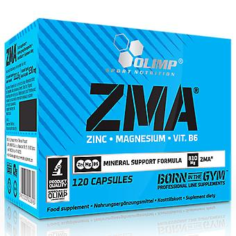 Olimp Sport Nutrition ZMA Mineral Support capsules